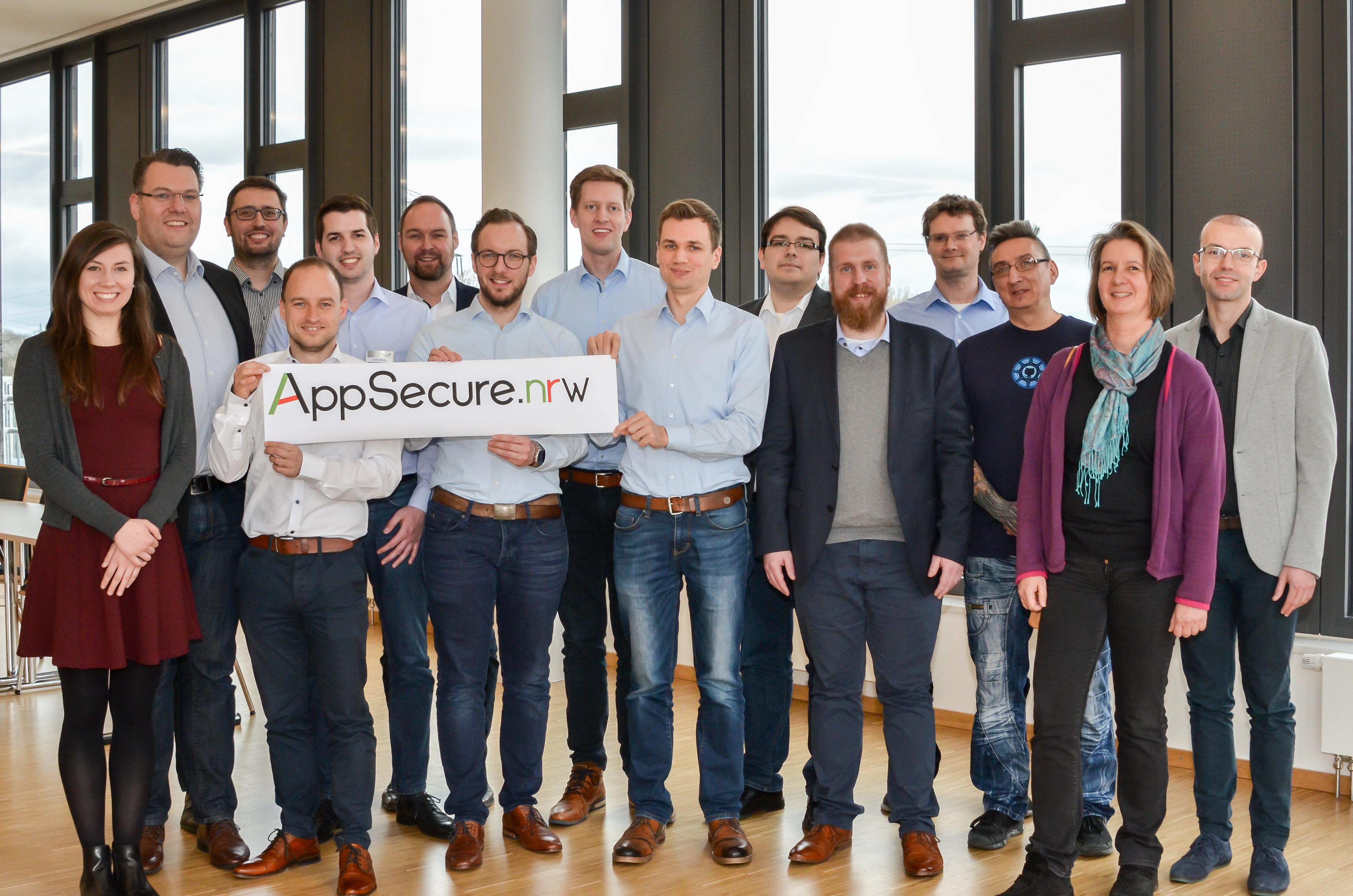 Apps von Grund auf sicher entwickeln: Neues Forschungsprojekt basiert auf dem Ansatz Security by Design
